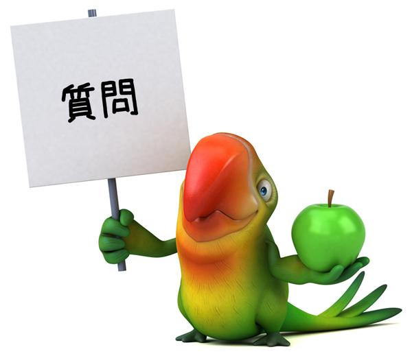 parrot_question001