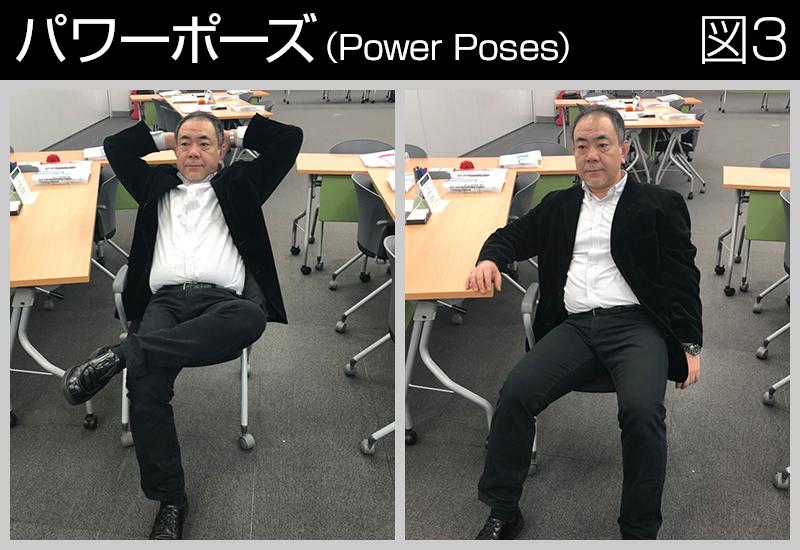パワーポーズ 図3